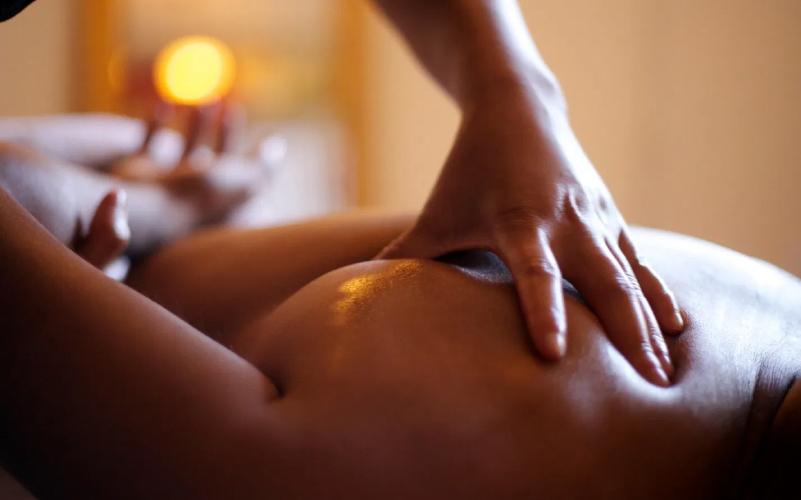 ontspannings massage rotterdam
