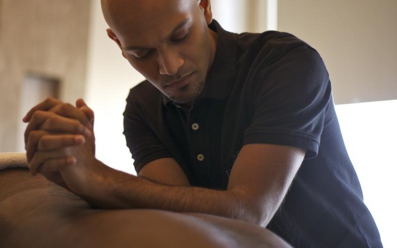sport massage rotterdam