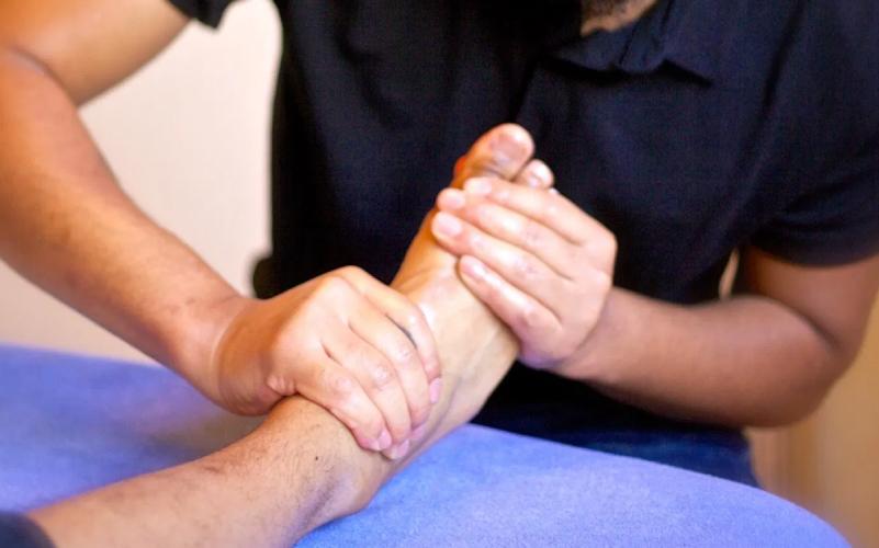 voet massage rotterdam